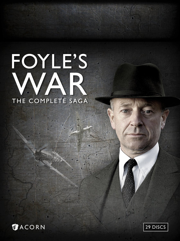 18cebac8d8b Foyle s War (TV Series 2002–2015) - IMDb