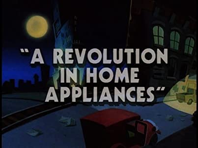 Free movies english A Revolution in Home Appliances [HDRip]