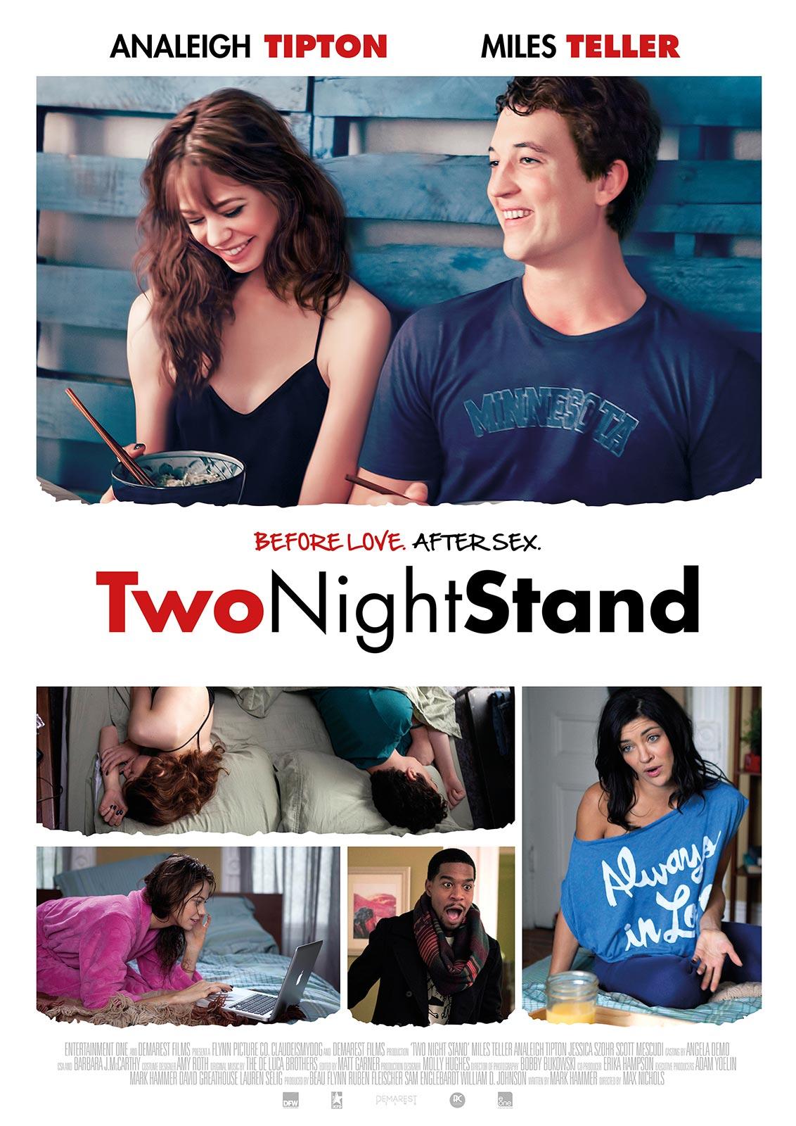 Two Night Stand (2014) BluRay 480p, 720p & 1080p