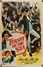 Tyrant of the Sea (1950) Poster