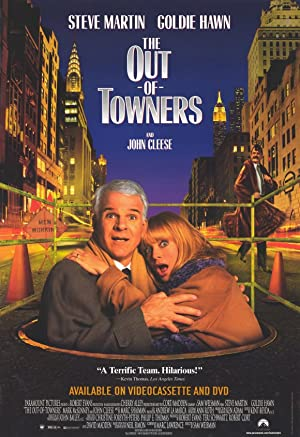 The Out-of-Towners Poster Image