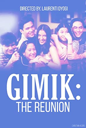 Where to stream Gimik: The Reunion