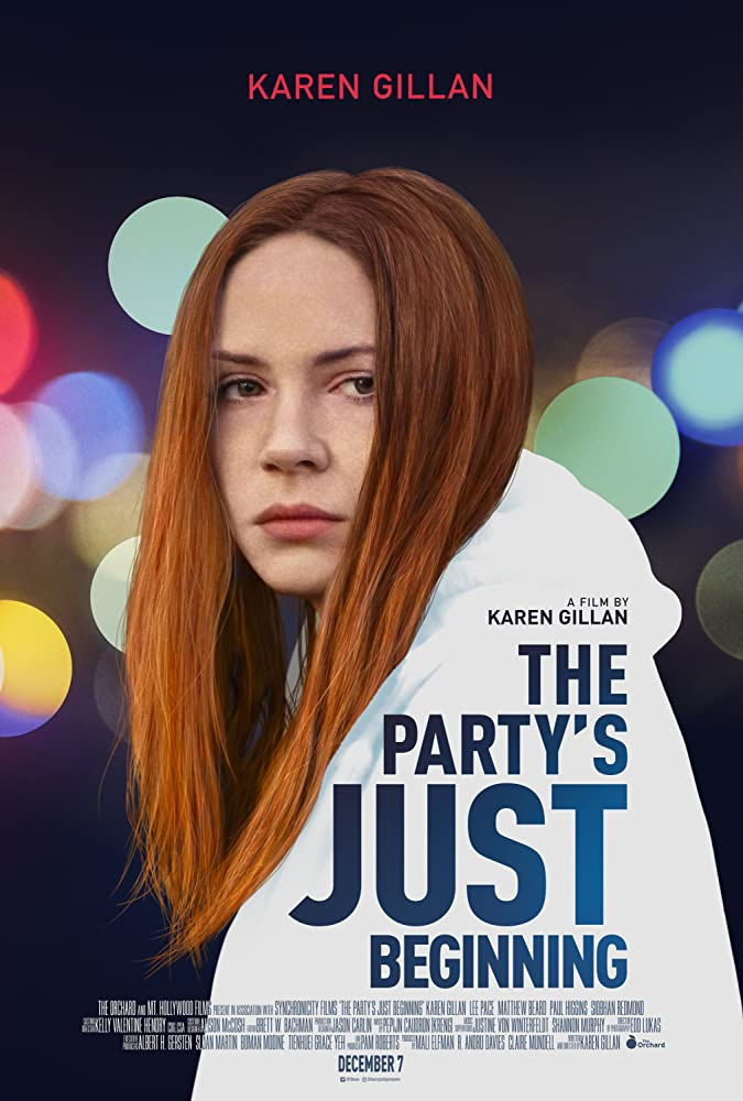 The Partys Just Beginning (2018) English 296MB HDRip ESubs Download