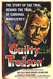 Guilty of Treason Poster