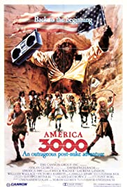 America 3000 Poster