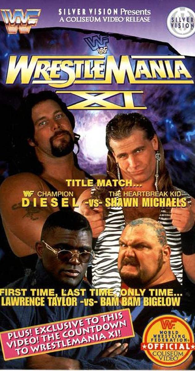 WrestleMania XI (1995) - IMDb