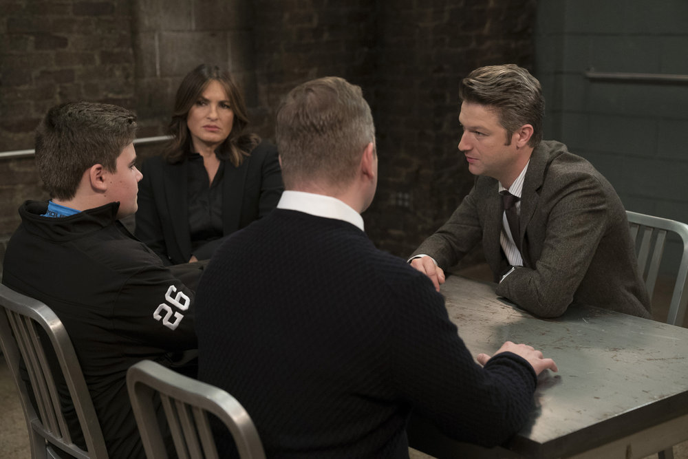 law and order svu great expectations recap