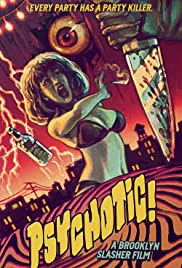 Psychotic! Poster