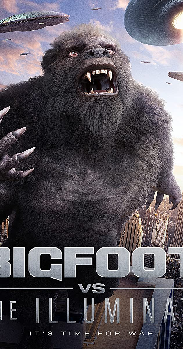 Watch Bigfoot vs the Illuminati Online Free in HD