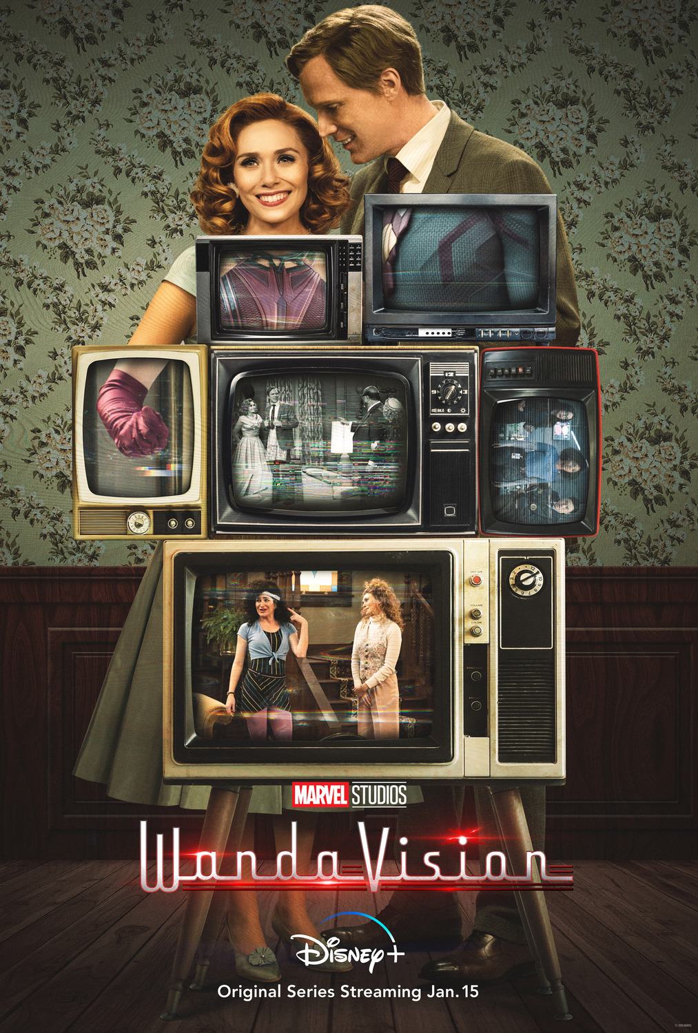 WandaVision (TV Mini-Series 2021) - IMDb