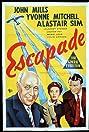 Escapade (1955) Poster