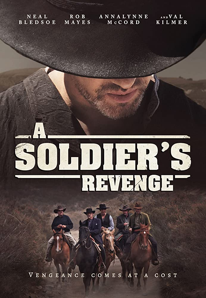 A Soldiers Revenge 2020 English 720p HDRip 800MB Download