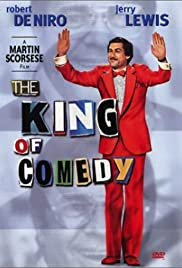 A Shot at the Top: The Making of 'The King of Comedy' Poster