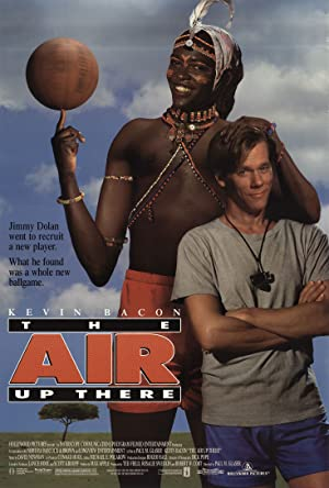 The Air Up There Poster Image