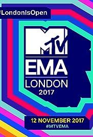 2017 MTV Europe Music Awards Poster