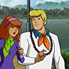 Grey Griffin and Frank Welker in Scooby-Doo: Return to Zombie Island (2019)