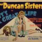 Rosetta Duncan and Vivian Duncan in It's a Great Life (1929)