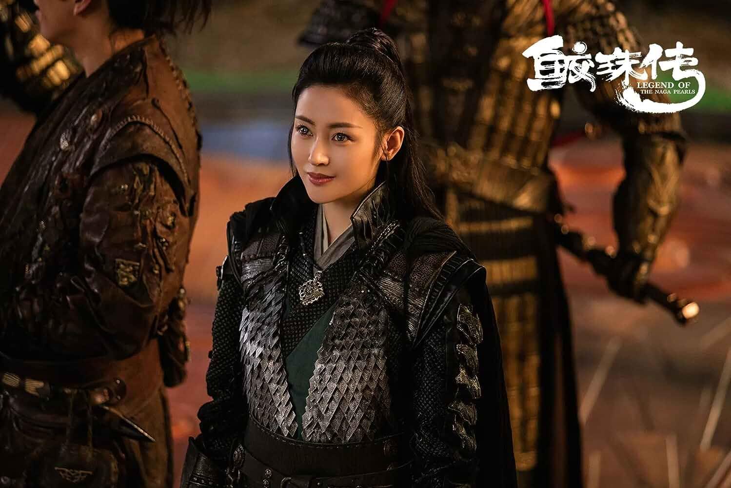 Tian'ai Zhang in Jiao zhu zhuan (2017)