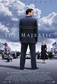 Jim Carrey in The Majestic (2001)