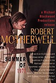 Robert Motherwell: Summer of 1971 Poster