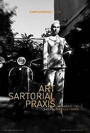 Art Sartorial Praxis Poster