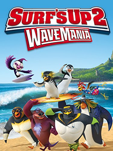 Surf's Up 2: WaveMania 2017 Hindi ORG Dual Audio 720p HDRip ESubs 900MB Download