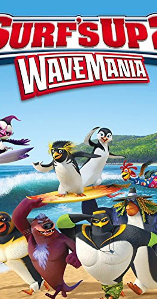 Surfs Up 2 WaveMania Video 2017