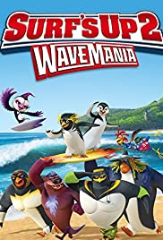 Surfs Up 2 WaveMania Poster