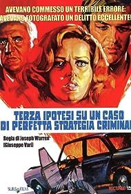 Adolfo Celi and Beba Loncar in Terza ipotesi su un caso di perfetta strategia criminale (1972)