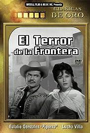 El terror de la frontera Poster
