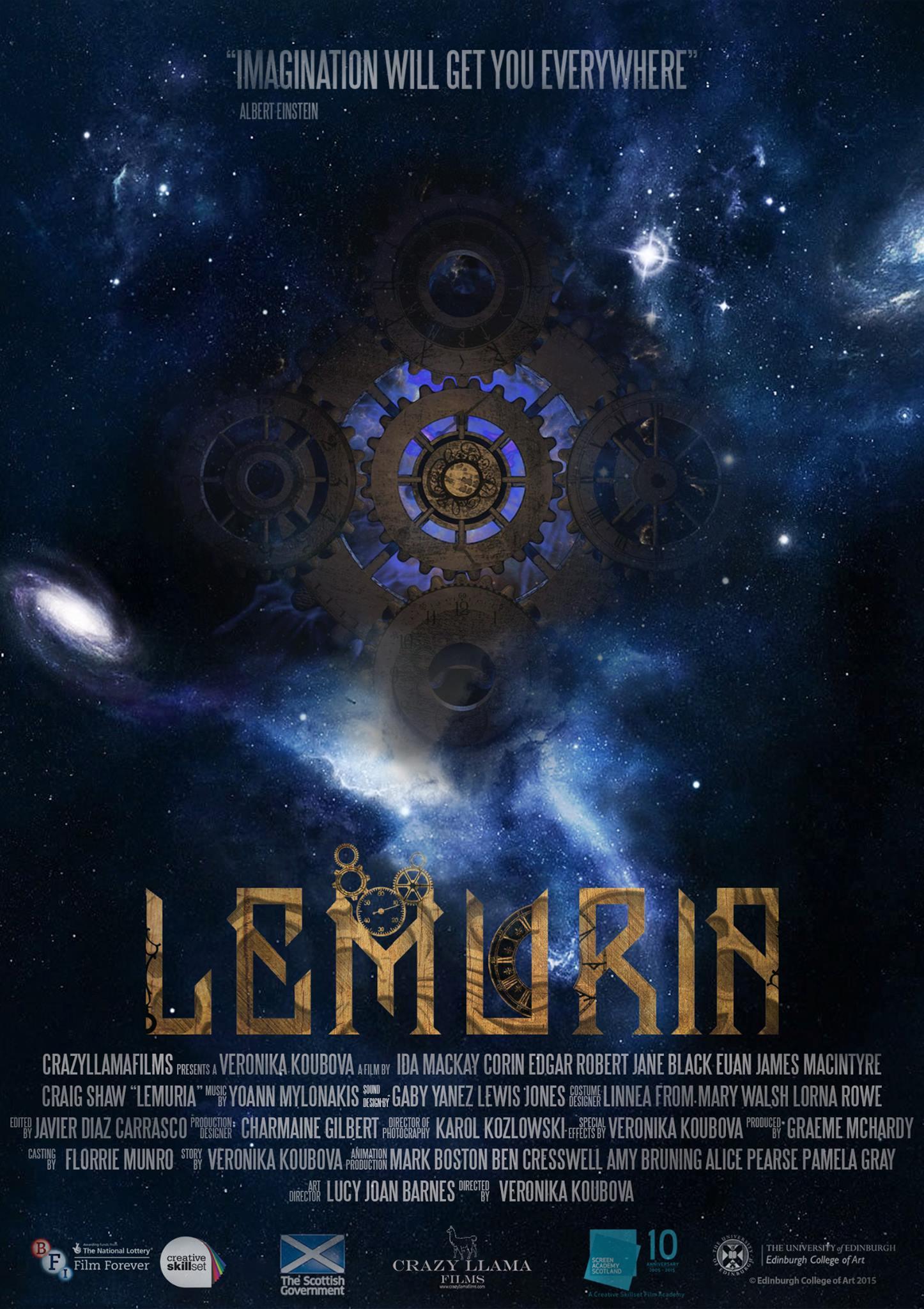 Lemuria (2015) - IMDb