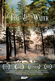 Fire and Water: Restoring Arizona's Forests Poster