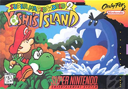 the Super Mario World 2: Yoshi's Island download