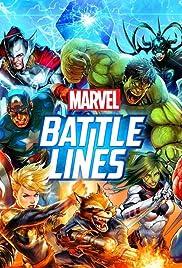 Marvel Battle Lines Poster