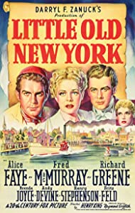 Sites for downloading movie Little Old New York Edmund Goulding [640x480]