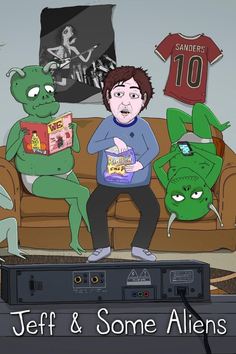 Džefas ir ateiviai (1 sezonas) / Jeff & Some Aliens