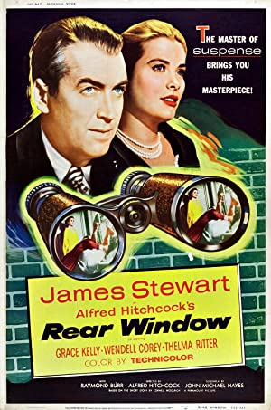 Rear Window Poster Image