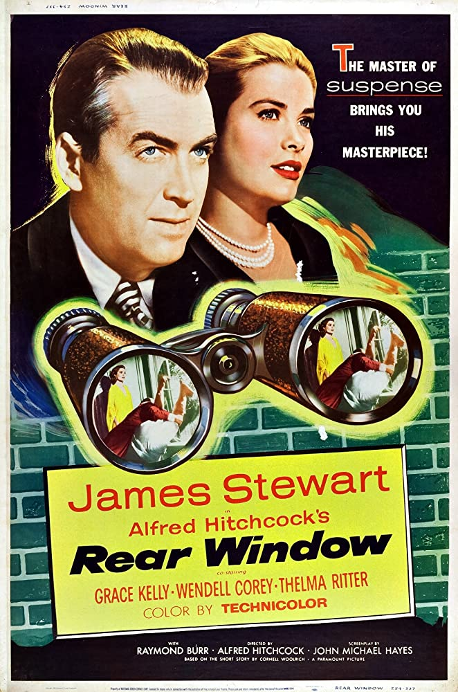 Rear Window 1954 Hindi Dual Audio 400MB BluRay ESubs Download