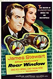 Rear Window (1954) Poster - Movie Forum, Cast, Reviews