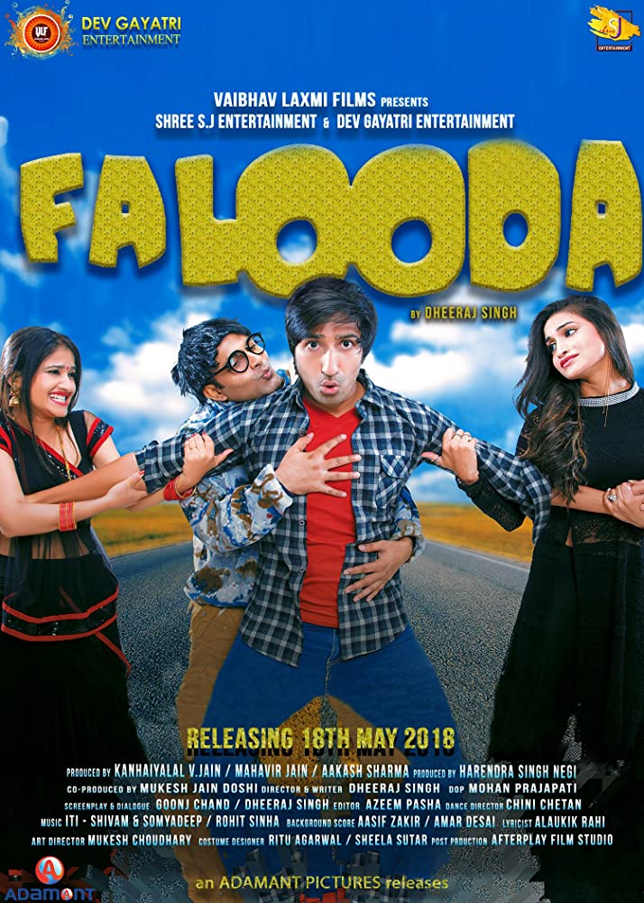 Falooda (2018) Hindi Full Movie 350MB HDRip 480p x264 Download