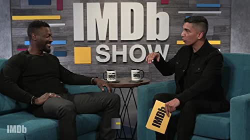 Watch What 'Clemency' Star Aldis Hodge Is Watching
