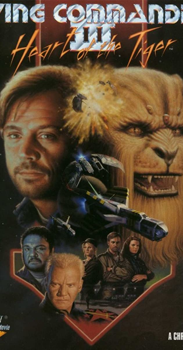 Wing Commander Iii Heart Of The Tiger Video Game 1994 Imdb