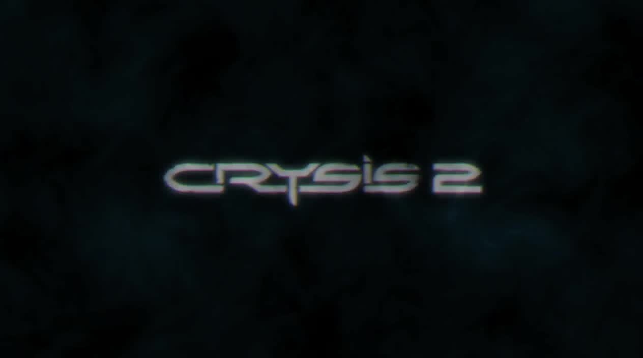 Crysis 2: Announce Trailer