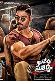 Naa Peru Surya Naa Illu India (2018) HDRip telugu Full Movie Watch Online Free MovieRulz