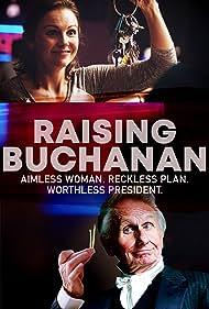 Rene Auberjonois and Amanda Melby in Raising Buchanan (2019)