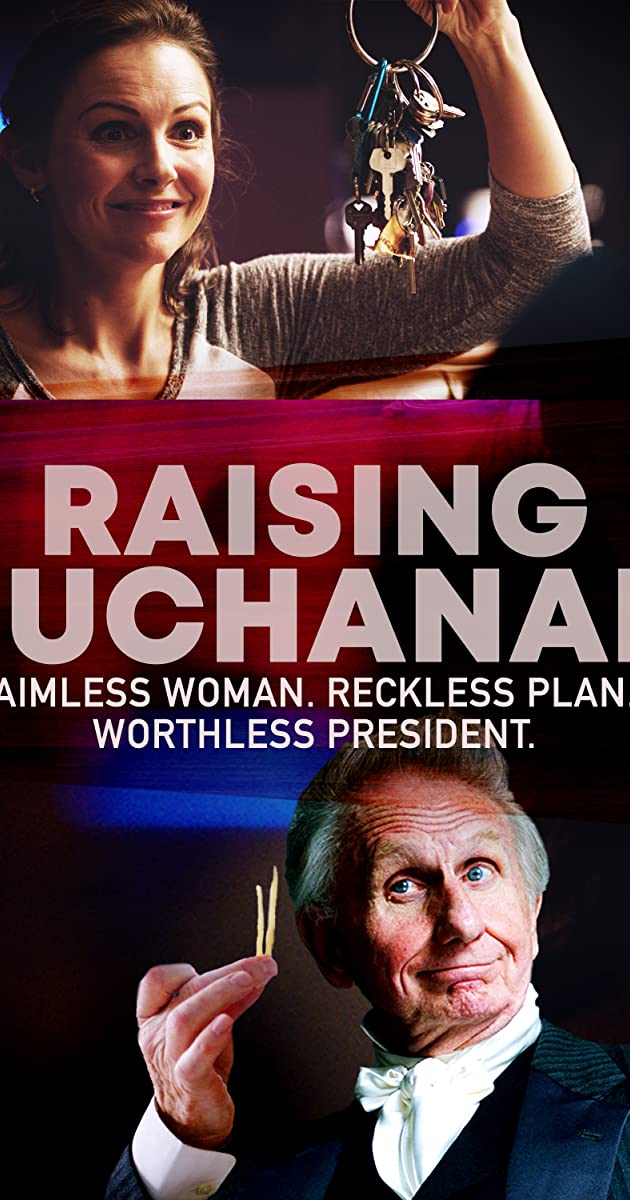 Subtitle of Raising Buchanan