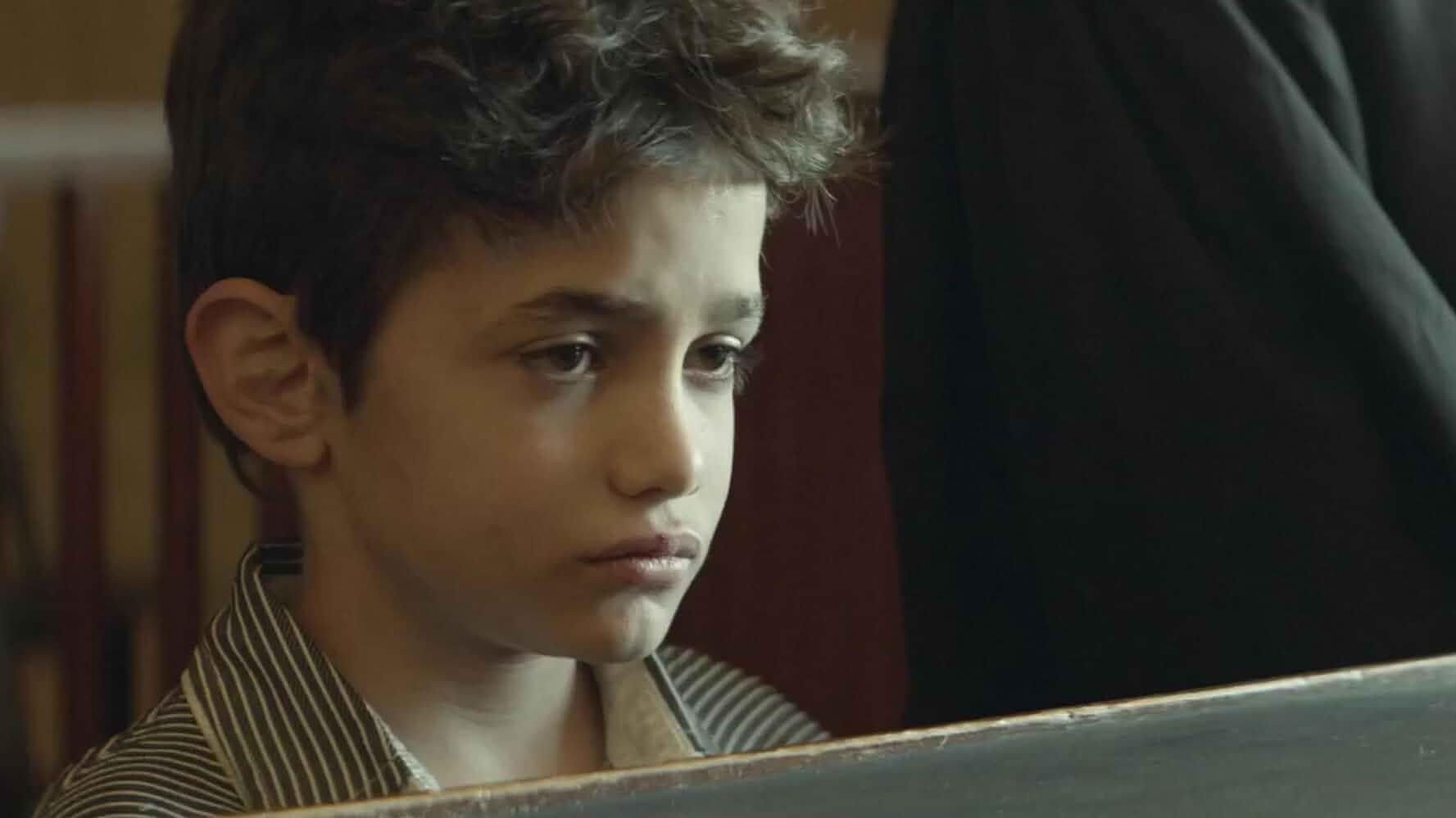Zain Al Rafeea in Capharnaüm (2018)