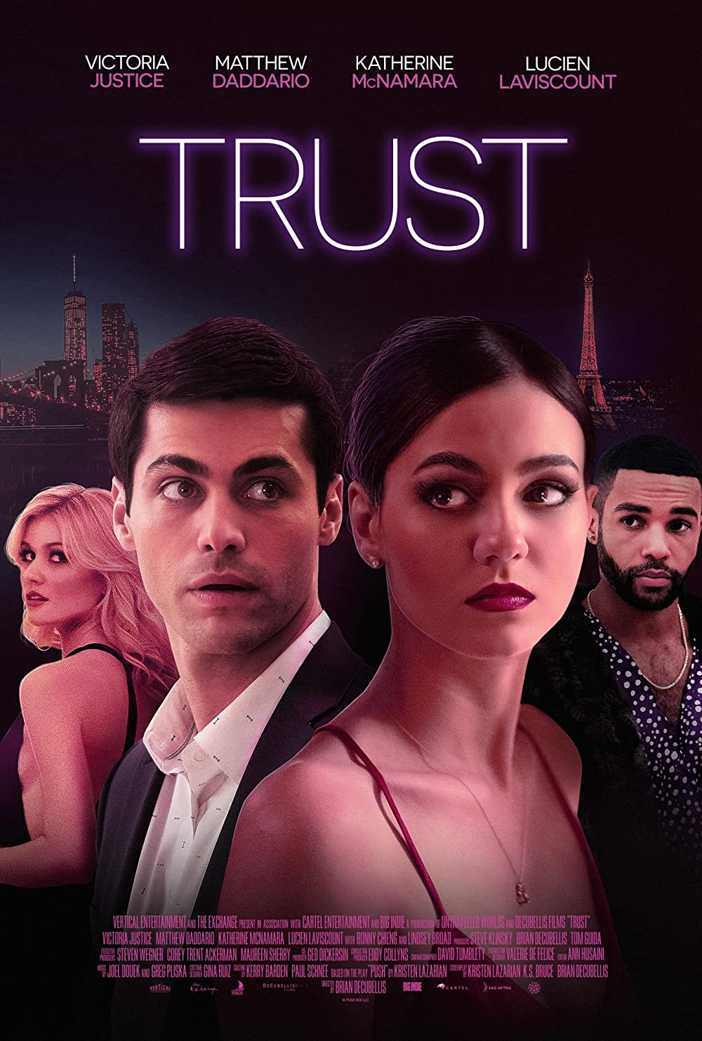 18+ Trust 2021 English 300MB HDRip Download