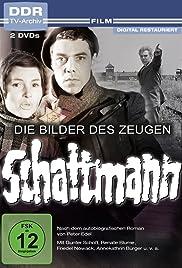 Die Bilder des Zeugen Schattmann Poster