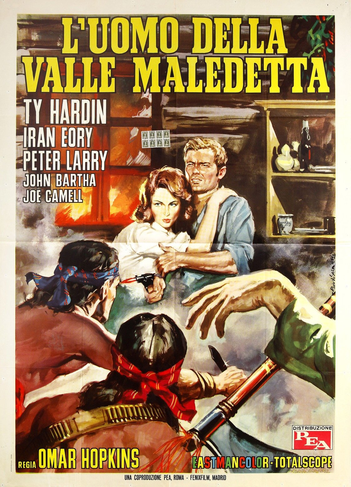 Man of the Cursed Valley (1964) - IMDbPro